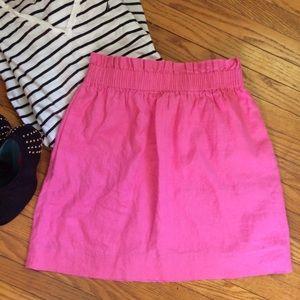 J. Crew Skirts - J. Crew Pink Skirt
